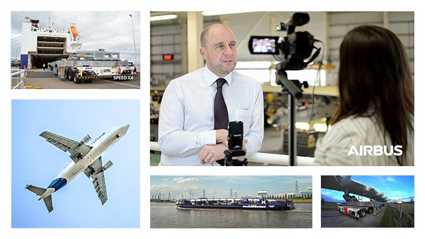 Airbus Communications and Process Videos
