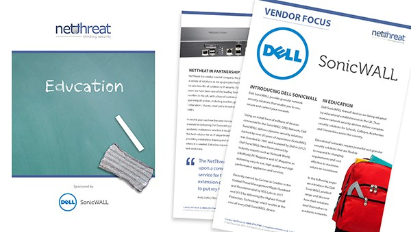 Dell Product Information Sheet