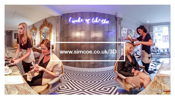3D 360 Video Production Showreel Part 1