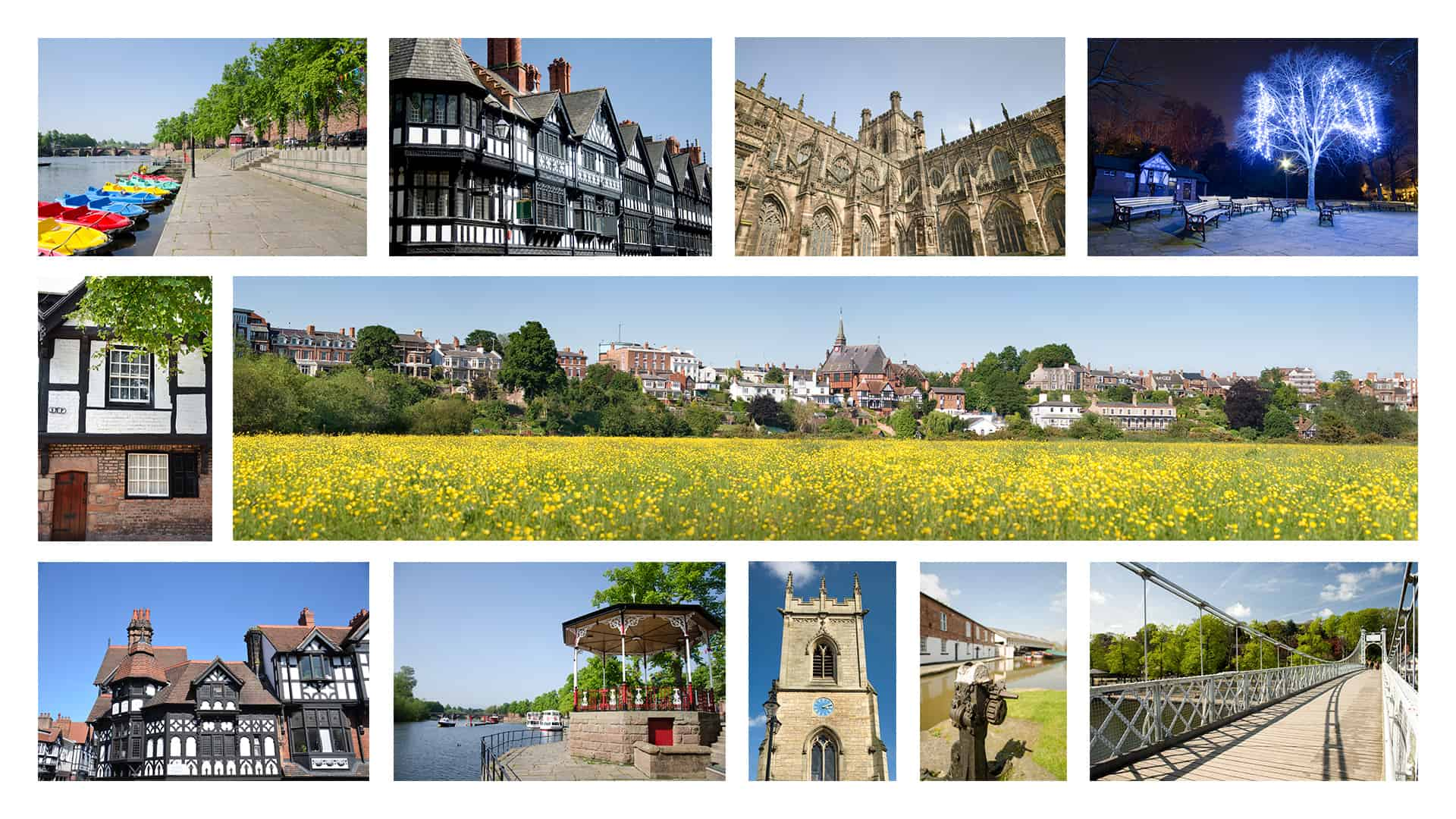 Chester travel photography on iStockphoto