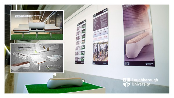 Printed Concrete Exhibition Video