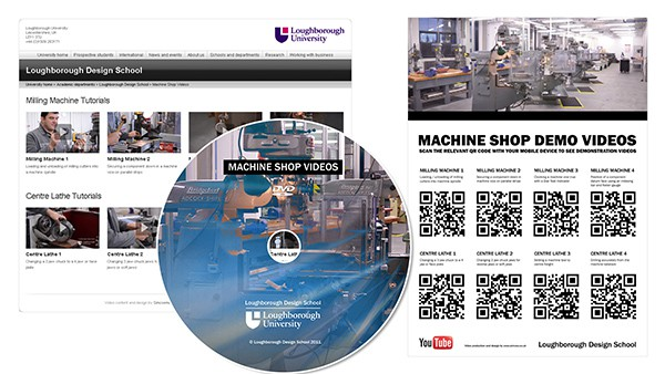 Loughborough Design School Machine Shop