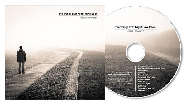 Chris Howarth Album Cover and CD Artwork