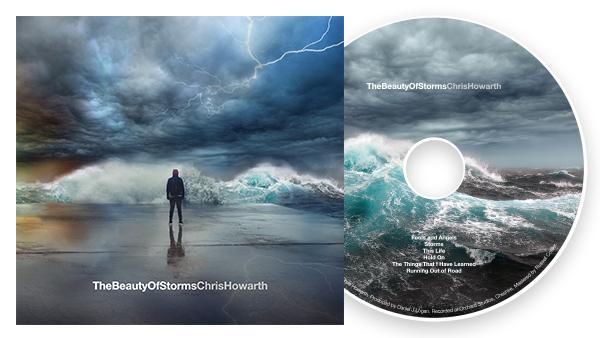 Album Cover Art for Singer Songwriter