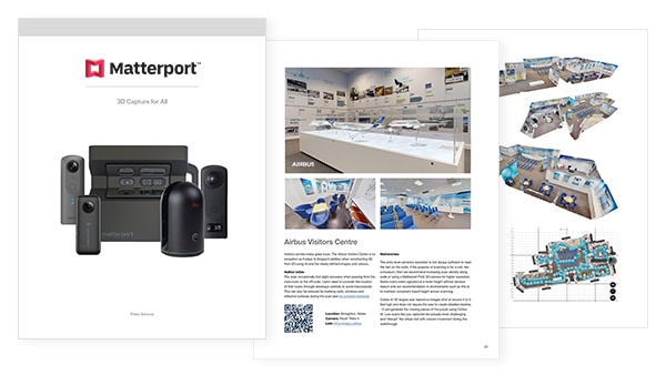 Matterport Technology Research and Book